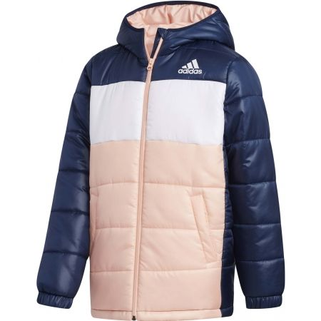 adidas YK J SYNTHETIC - Juniorská zimná bunda