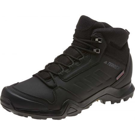 Pánska turistická obuv - adidas TERREX AX3 BETA MID CW - 7