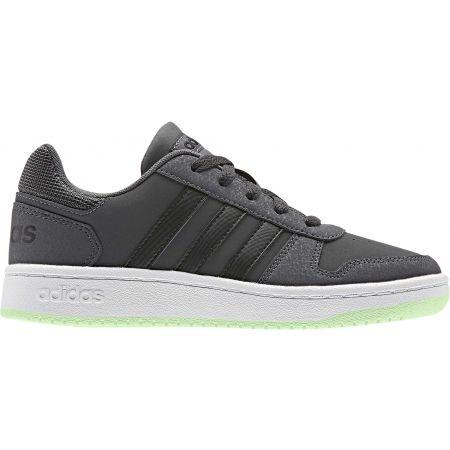 Dětská volnočasová obuv - adidas HOOPS 2.0 K - 1