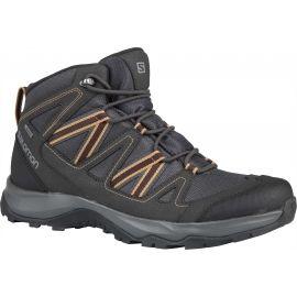 Salomon LEGHTON MID GTX - Pánská hikingová obuv
