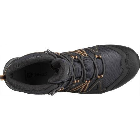 Pánska hikingová  obuv - Salomon LEGHTON MID GTX - 4