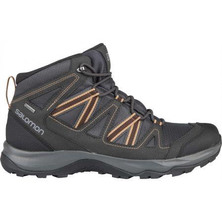Pánska hikingová  obuv - Salomon LEGHTON MID GTX - 2