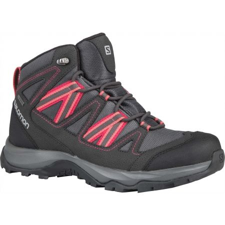 Salomon LEIGHTON MID GTX W - Women's hiking shoes