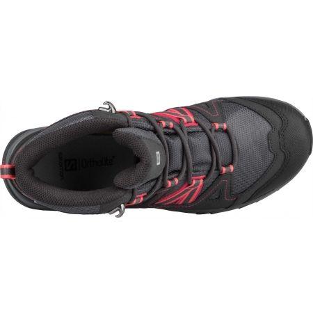 Dámská hikingová obuv - Salomon LEIGHTON MID GTX W - 4