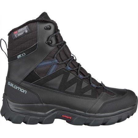 Pánska zimná obuv - Salomon CHALTEN TS CSWP - 2
