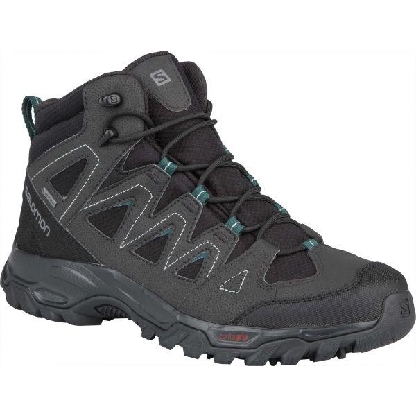Salomon LYNGEN MID GTX - Pánska hikingová obuv