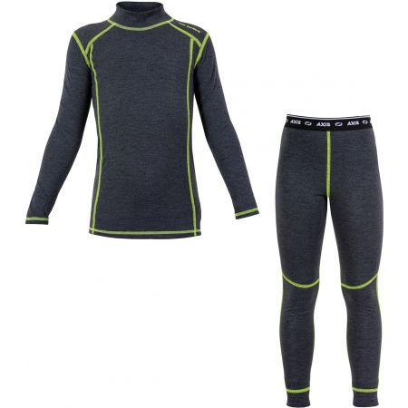 Boys' functional set - Axis BASE LAYER SET BOYS - 1