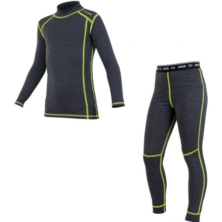 Boys' functional set - Axis BASE LAYER SET BOYS - 2