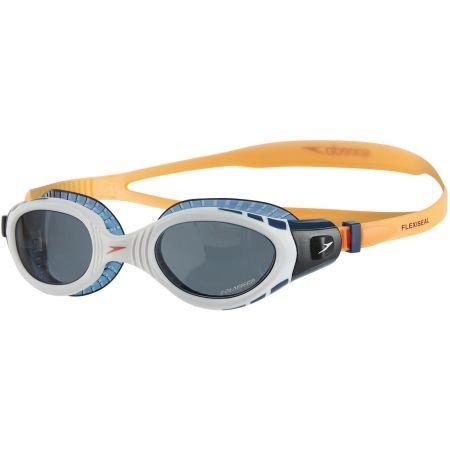 Speedo FUTURA BIOFUSE THRIATHLON - Polarizačné  plavecké okuliare