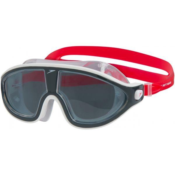Speedo BIOFUSE RIFT V2 czerwony NS - Maska pływacka