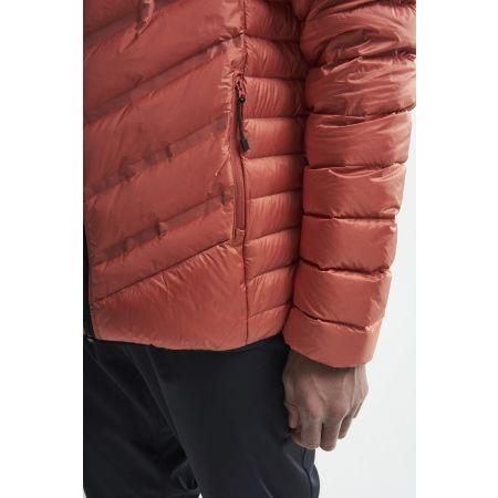 Pánska zimná bunda - Craft LIGHTWEIGHT DOWN - 4