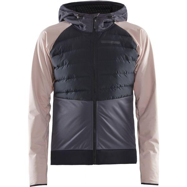 Craft PURSUIT THERMAL růžová XL - Dámská zateplená bunda