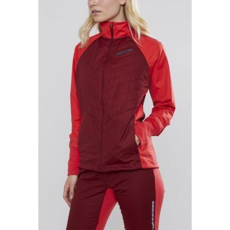 Dámská zimní bunda na běžky - Craft STORM BALANCE - 2