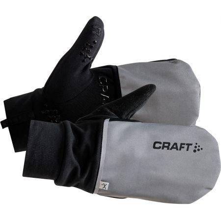 Комбинирани ръкавици за колоездене - Craft HYBRID WEATHER - 2