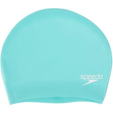 Speedo LONG HAIR CAP - Шапка за плуване(подходяща и за дълги коси)