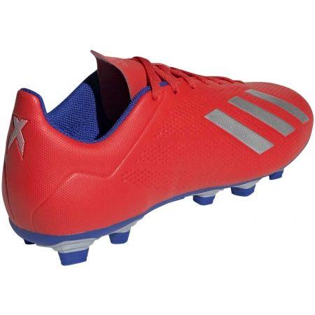 Ghete de fotbal bărbați - adidas X 18.4 FG - 5