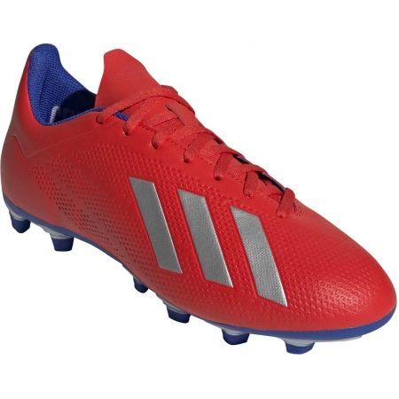 Ghete de fotbal bărbați - adidas X 18.4 FG - 3
