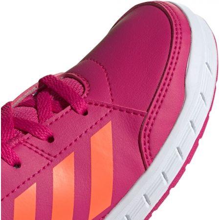 Detská vychádzková obuv - adidas ALTASPORT K - 7