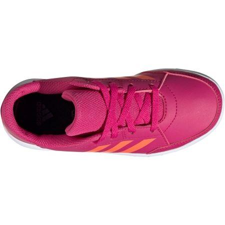 Detská vychádzková obuv - adidas ALTASPORT K - 4