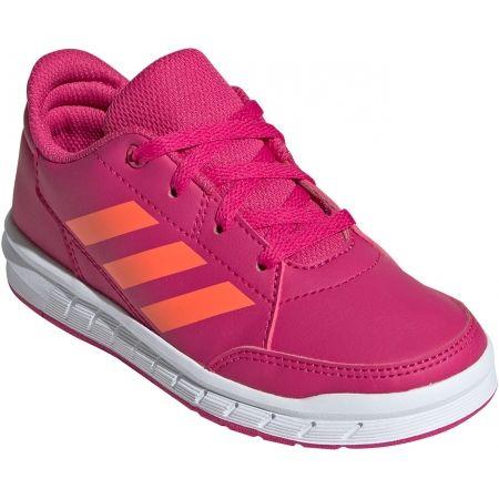 Detská vychádzková obuv - adidas ALTASPORT K - 2