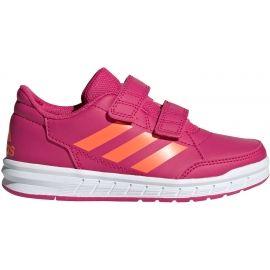 adidas ALTASPORT CF K - Detská vychádzková obuv