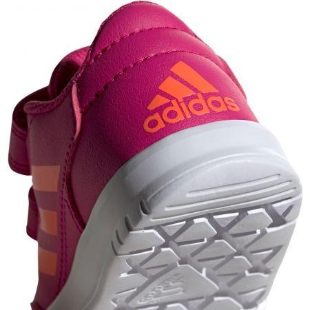 Detská voľnočasová obuv - adidas ALTASPORT CF I - 7