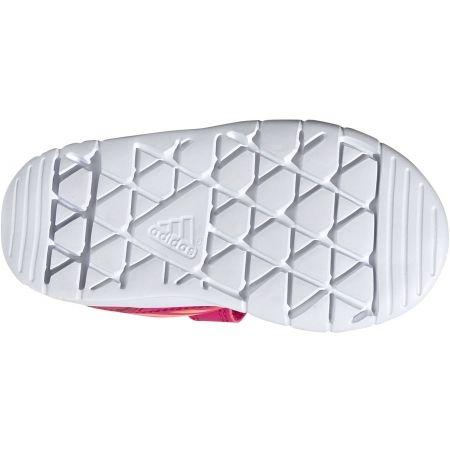 Detská voľnočasová obuv - adidas ALTASPORT CF I - 5