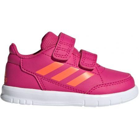 Detská voľnočasová obuv - adidas ALTASPORT CF I - 1