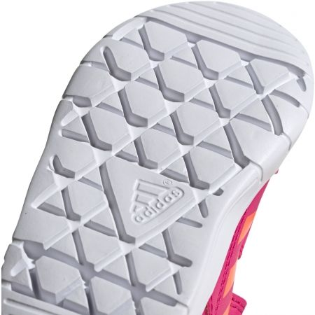 Detská voľnočasová obuv - adidas ALTASPORT CF I - 8