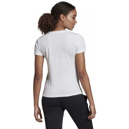Women's T-shirt - adidas CORE LINEAR TEE 1 - 7
