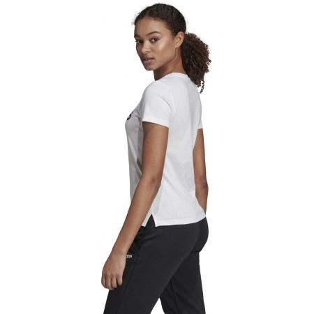 Women's T-shirt - adidas CORE LINEAR TEE 1 - 6
