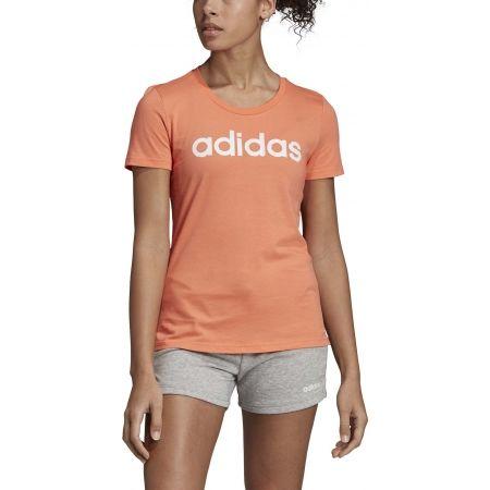 Dámske tričko - adidas LINEAR TEE 1 - 3