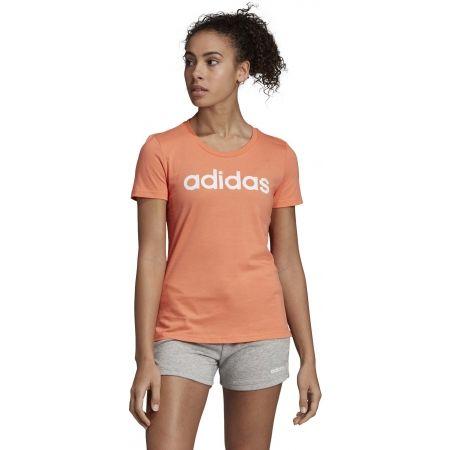 Dámske tričko - adidas LINEAR TEE 1 - 4