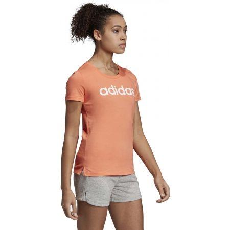Dámske tričko - adidas LINEAR TEE 1 - 5
