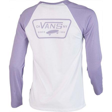 Dámské triko s dlouhým rukávem - Vans WM FULL PATCH - 3