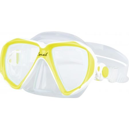 Finnsub CORAL JR MASK - Junioren  Taucherbrille