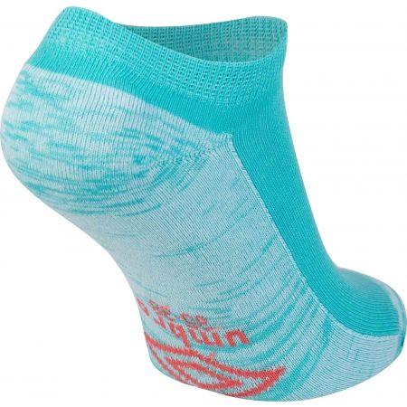 Dámske ponožky - Umbro NO SHOW SOCK 3P - 5