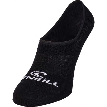 Unisex ponožky - O'Neill FOOTIE ONEILL WHITE 3P - 2