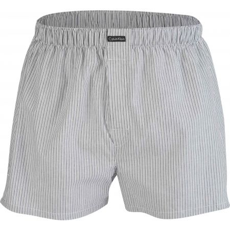 Pánske boxerky - Calvin Klein BOXER WVN 3PK - 2