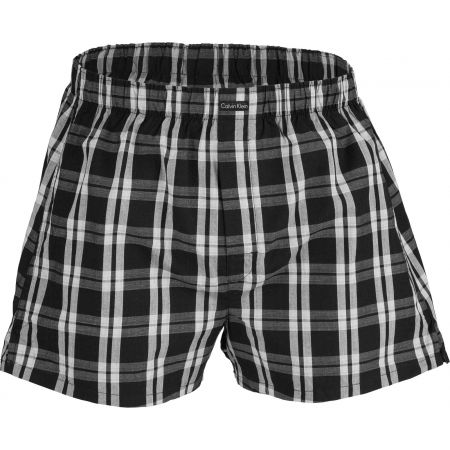 Pánske boxerky - Calvin Klein BOXER WVN 3PK - 5