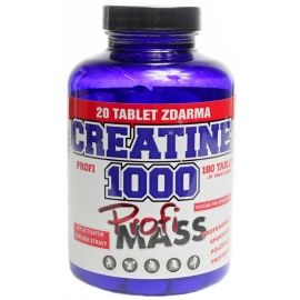 Profimass PROFI CREATINE 1000 180+20 TABLIET