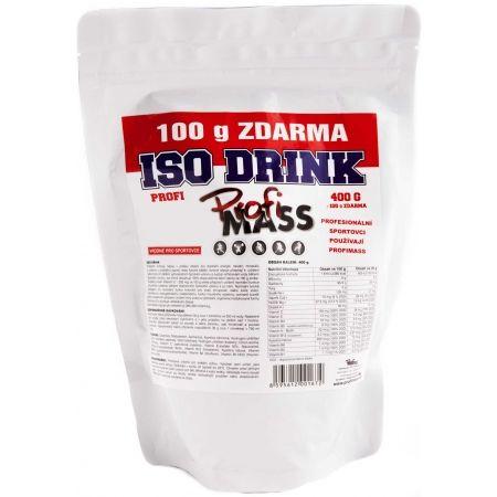 Nápoj v prášku - Profimass PROFI ISO DRINK 400+100G POMERANČ