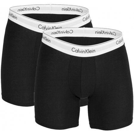 Calvin Klein 2P BOXER BRIEF - Pánské boxerky