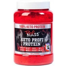 Profimass KETO PROFI PROTEIN 1000+100G BORŮVKA - Protein