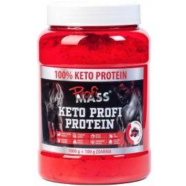 Profimass KETO PROFI PROTEIN 1000+100G ČOKO/VIŠEŇ - Protein