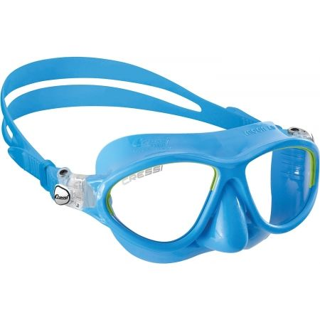 Cressi MOON JR MASK - Children's diving goggles