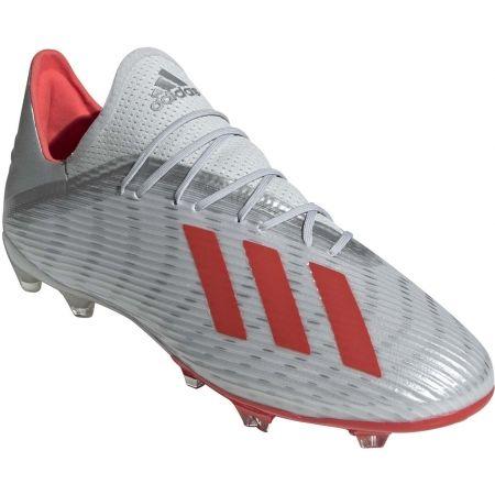 Ghete de fotbal bărbați - adidas X 19.2 FG - 3