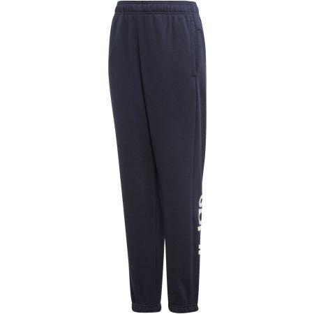 adidas YB E LIN PANT - Chlapčenské tepláky