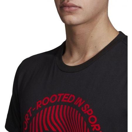 Men's T-shirt - adidas M CRCLD GRFX TEE - 9