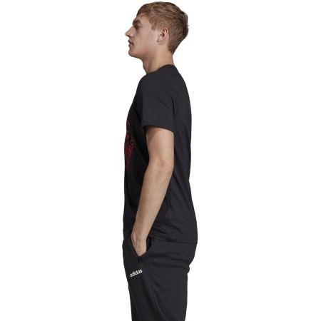 Men's T-shirt - adidas M CRCLD GRFX TEE - 5